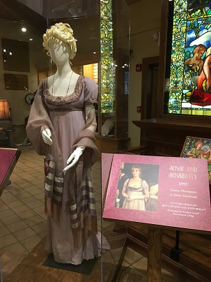 kathy bone--Emma Thompson's costume in Sense & Sensibility