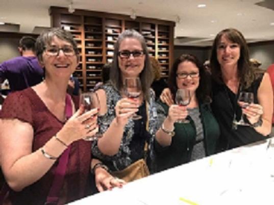 Kathy bone--The Biltmore Winery