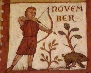 medieval november w. hog-1