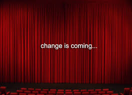 change is coming curtain
